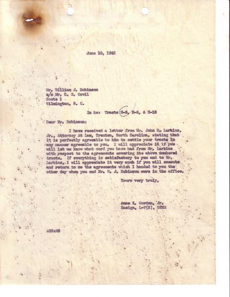 H5 Letter 2