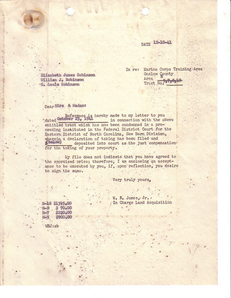 H5 Letter 3