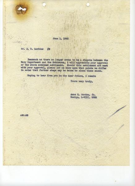 H5 Letter 8