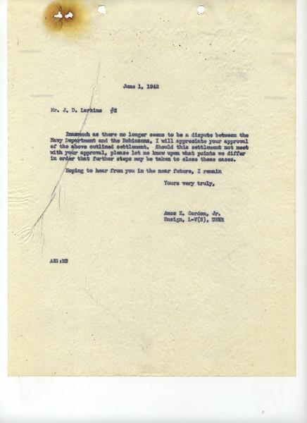 H8 Letter 7