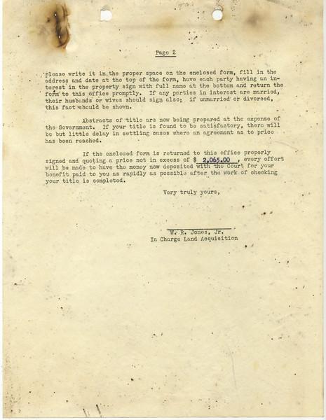 I1 Letter 6 page 2