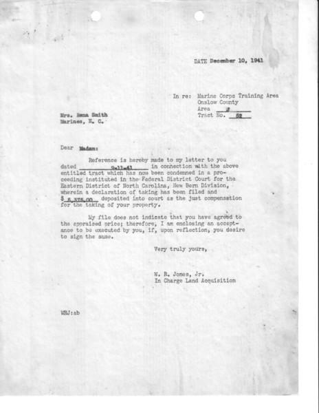 J52 Letter 2