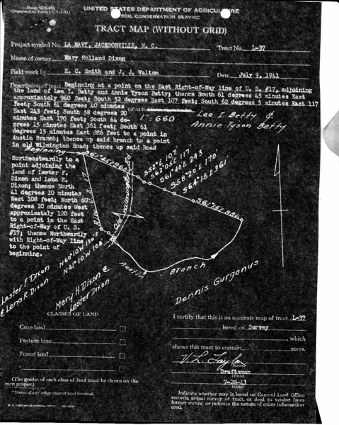 L-37 Dixon, Mary Holland