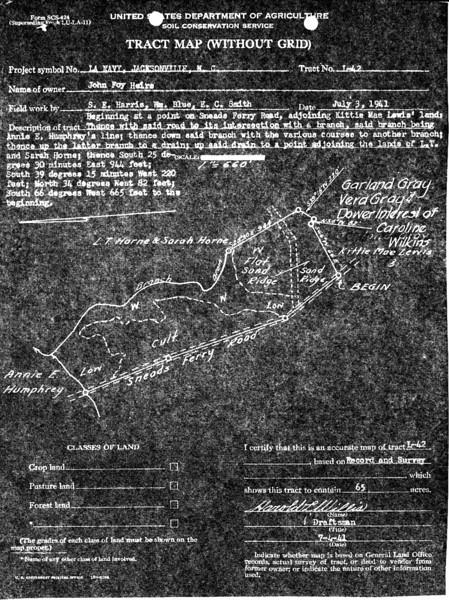 L-42 Foy, John Heirs