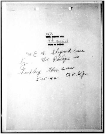 M-22 E. M. Shepard