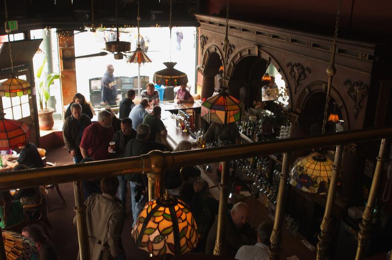 Bar on Castro Street