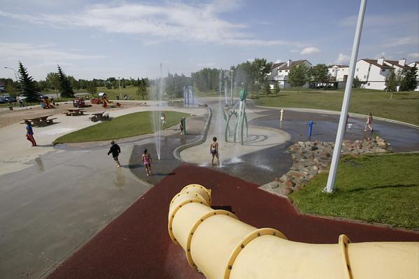 Castle Downs Spray Park & Playground<br /> 2004