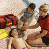 Junior Lifeguards<br /> Bonnie Doon Leisure Centre<br /> Don Hammond Photography 2008
