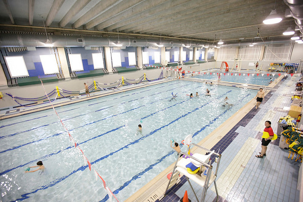Confederation Leisure Centre Pool<br /> Don Hammond Photography 2008