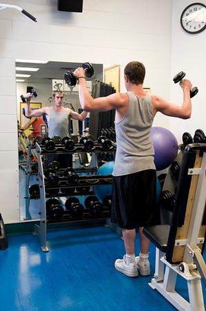 Jasper Place Fitness and Leisure Centre<br /> Photographer: Corey Hocaachka<br /> 2009