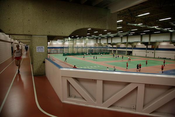 Kinsmen Sports Centre<br /> Field House<br /> Don Hammond Photography 2007