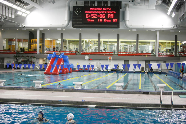 Kinsmen Sports Centre Pool<br /> Don Hammond Photography 2007