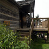 Front of the LeConte office and the comfy porch where we had our bear talk by the ranger.