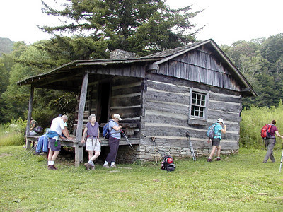 Smoky Mountain Hiking Club Trips