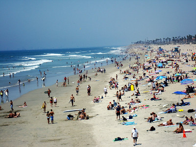 Huntington Beach, CA - Surf City