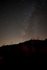 That is the Milky Way in the sky over Anza Borrego.