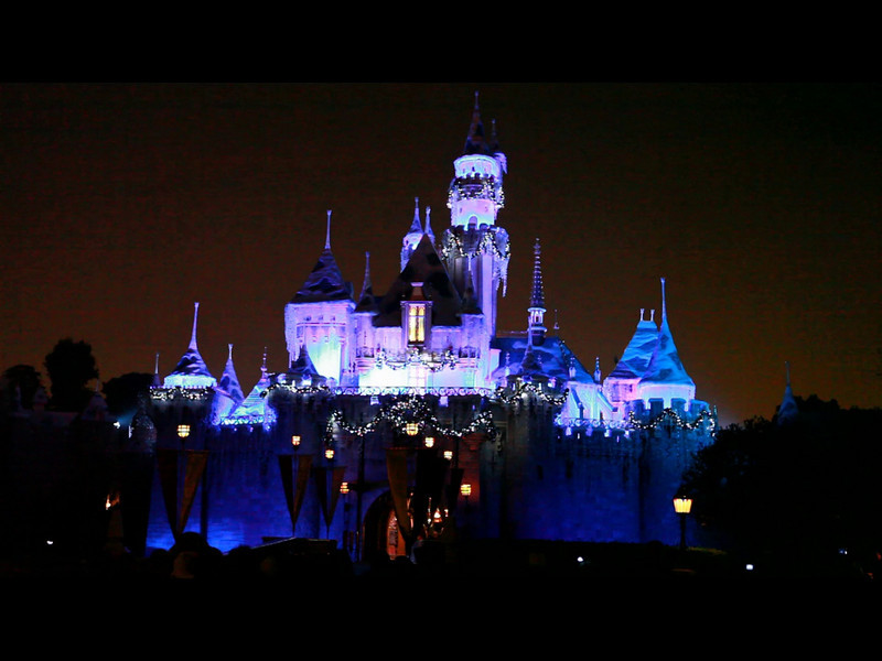 This is the transformation of the Castle to the Winter Castle.