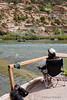 NoMR, Fishing, San Juan River below Navajo Reservoir Dam, New Mexico, Memorial Day Weekend