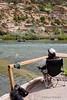 NoMR, Fishing, San Juan River below Navajo Reservoir Dam, New Mexico, Memorial Day Weekend