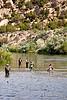 NoMR, Fishing, San Juan River below Navajo Reservoir Dam, New Mexico