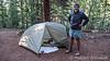 Camp in Segment 5