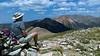 Robert Winslow on top of Madden Peak