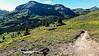 Colorado Trail above Little Molas 74431W1C