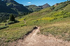 Colorado Trail above Little Molas 0128W1C