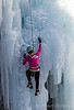 Katie Seymour, Speed Climbing, 2020 Ouray Ice Festival, Ouray, Colorado, USA, North America