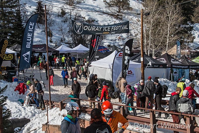 Ouray Ice Festival 2020 5194-1