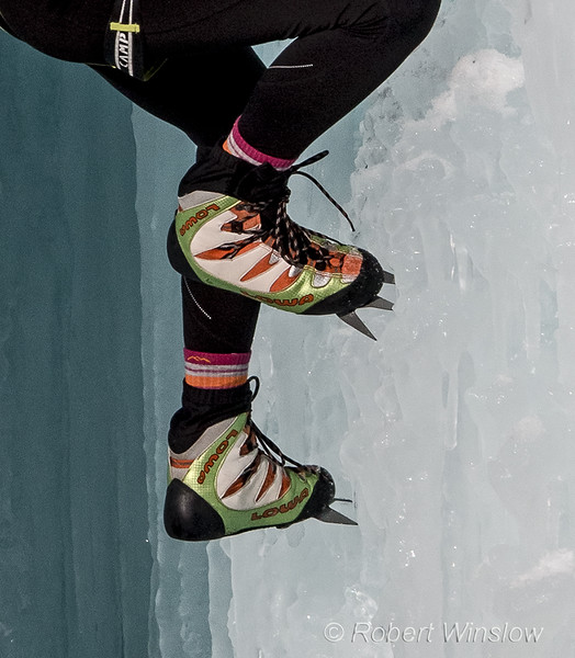 Katie Seymour, Speed Climbing, 2020 Ouray Ice Festival, Ouray, Colorado, USA, North America