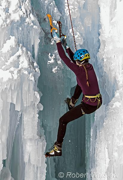 Catalina Shirley, Speed Climbing, 2020 Ouray Ice Festival, Ouray, Colorado, USA, North America