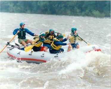 White Water Rafting (01020)