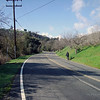 Old Fullerton Road headed south...As I said earlier, It was a great morning for a ride and others had the same idea.