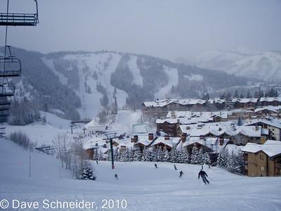 Deer Valley ski area