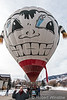 Snowdown 2020 Hot Air Balloon Rally, Durango, Colorado, USA, North America