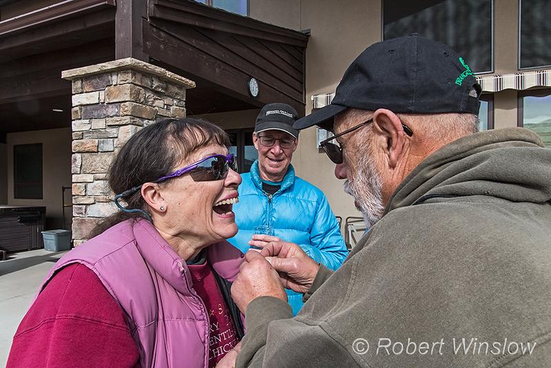 Snowdown 2020 Hot Air Balloon Rally, Durango, Colorado, USA, North America