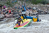 Whitewater Rafting, Animas River Days, Animas River, Smelter Rapid, Durango, Colorado, USA, North America
