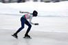 This photo was taken on the ground (not with KAP) before I launched my kite. The Ottawa Pacers Speed Skating Club hosts the Long Track Olympic Style and Mass Start Provincial Championships (January 19 and 20, 2008). Brewer Park, Ottawa.