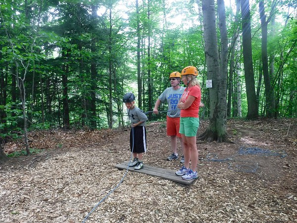 2015 06.27 Baker Low Ropes Challenge 3