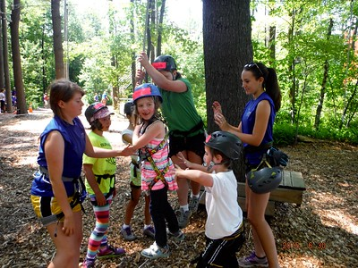 2015 06.30 Little Adventures Camp - Day 2 12