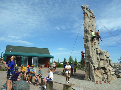 2015 06.30 Rock N Ropes Camp A - Day 2 6