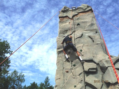 2015 06.30 Rock N Ropes Camp A - Day 2 1