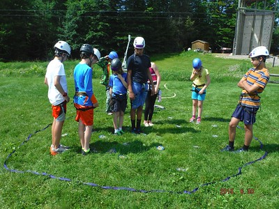2015 06.30 Rock N Ropes Camp A - Day 2 13