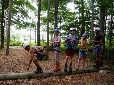 2015 06.30 Rock N Ropes Camp A - Day 2 14