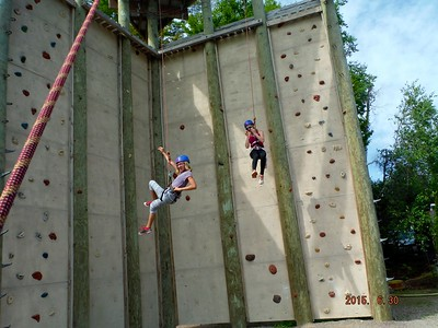 2015 06.30 Rock N Ropes Camp A - Day 2 10