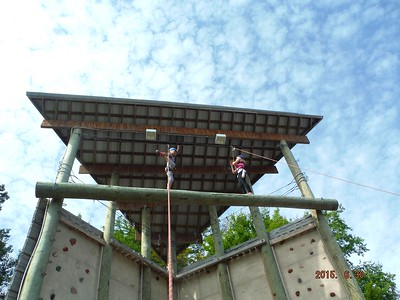 2015 06.30 Rock N Ropes Camp A - Day 2 7