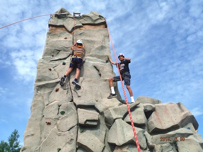 2015 06.30 Rock N Ropes Camp A - Day 2 5