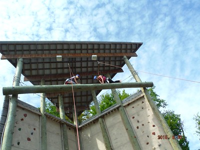 2015 06.30 Rock N Ropes Camp A - Day 2 9