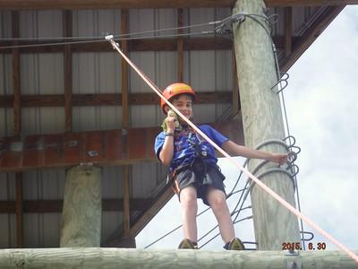 2015 06.30 Rock N Ropes Camp B - Day 2 9
